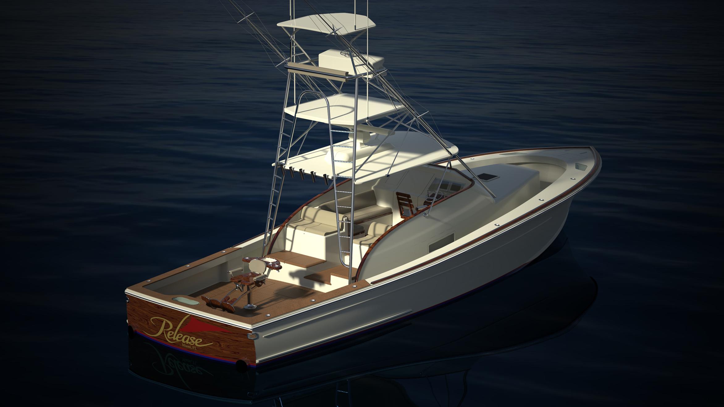 Sport Fishing Autos Weblog